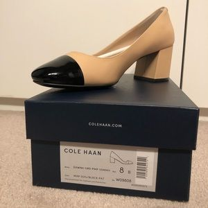 COLE HAAN BRAND NEW Dawna Pump